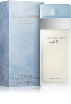 Dolce & Gabbana Light Blue toaletní voda pro ženy 25 ml