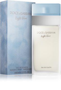 Dolce & Gabbana Light Blue Eau de Toillete για γυναίκες 100 μλ