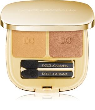 Dolce & Gabbana The Eyeshadow szemhéjfesték  duo