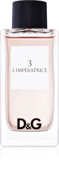 Dolce & Gabbana D&G Anthology L'Imperatrice 3 Eau de Toilette for Women 100 ml
