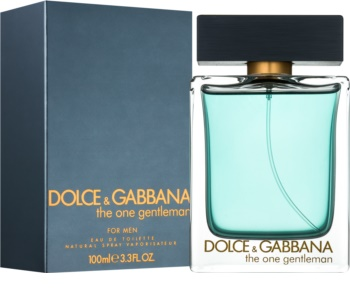 Dolce & Gabbana The One Gentleman toaletná voda pre mužov 100 ml