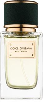 Dolce & Gabbana Velvet Vetiver eau de parfum unissexo 50 ml