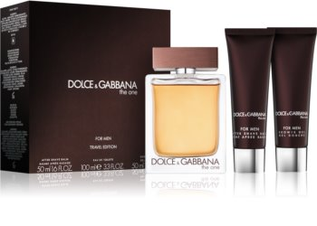 Dolce & Gabbana The One For Men lote de regalo V.