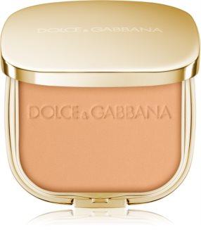 Dolce & Gabbana The Powder kompaktní pudr se štětečkem