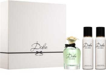 Dolce & Gabbana Dolce zestaw upominkowy IV.