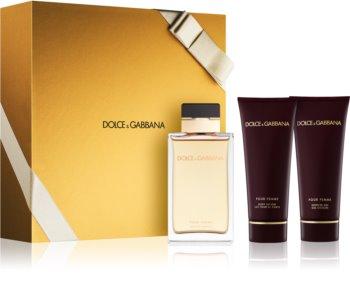 Dolce   Gabbana Pour Femme, coffret cadeau III.   notino.fr 8b7a4f2c4560