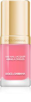 Dolce & Gabbana The Nail Lacquer lak na nechty s vysokým leskom