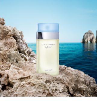 Dolce & Gabbana Light Blue toaletná voda pre ženy 100 ml