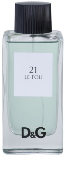 Dolce & Gabbana 3 L'Imperatrice Le Fou 21 toaletná voda tester pre mužov 100 ml