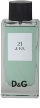Dolce & Gabbana D&G Anthology Le Fou 21 Eau de Toilette for Men 100 ml