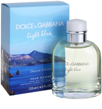 Dolce & Gabbana Light Blue Discover Vulcano Pour Homme woda toaletowa dla mężczyzn 125 ml