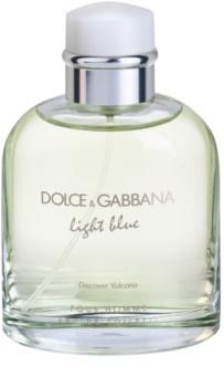 Dolce & Gabbana Light Blue Discover Vulcano Pour Homme toaletná voda pre mužov 125 ml