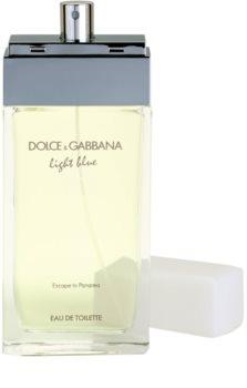 Dolce & Gabbana Light Blue Escape To Panarea toaletná voda tester pre ženy 100 ml