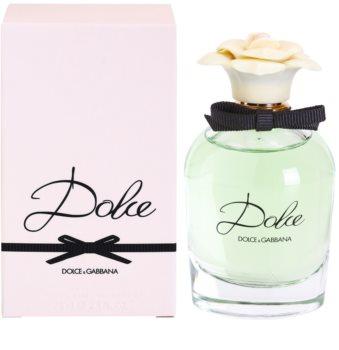 Dolce & Gabbana Dolce eau de parfum pour femme 75 ml