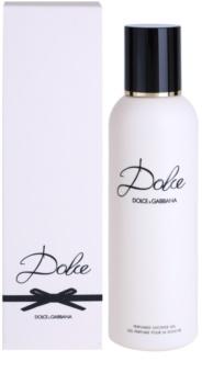 Dolce & Gabbana Dolce tusfürdő nőknek 200 ml