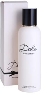Dolce & Gabbana Dolce sprchový gél pre ženy 200 ml