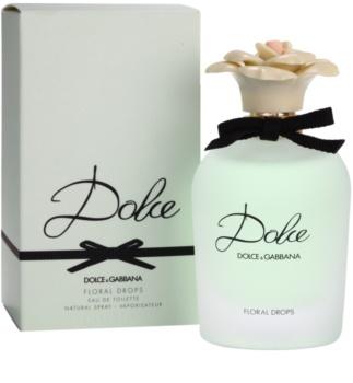 Dolce & Gabbana Dolce Floral Drops Eau de Toilette para mulheres 75 ml