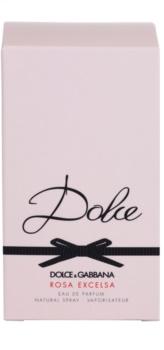 Dolce & Gabbana Dolce Rosa Excelsa Eau de Parfum voor Vrouwen  50 ml