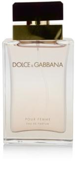 Dolce & Gabbana Pour Femme (2012) Eau de Parfum voor Vrouwen  50 ml