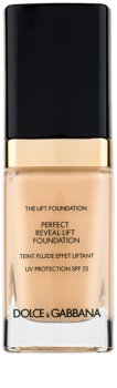 Dolce & Gabbana The Lift Foundation фон дьо тен с лифтинг ефект SPF 25