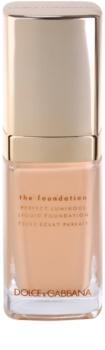 Dolce & Gabbana The Foundation Perfect Luminous Liquid Foundation відновлюючий тональний крем