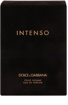 Dolce & Gabbana Pour Homme Intenso Eau de Parfum für Herren 125 ml