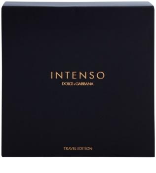 Dolce & Gabbana Pour Homme Intenso coffret IV.