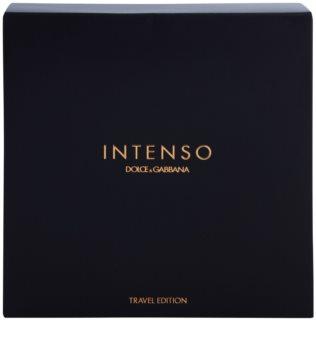 Dolce & Gabbana Pour Homme Intenso lote de regalo IV.