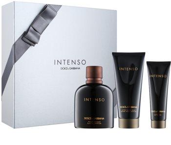 Dolce & Gabbana Pour Homme Intenso dárková sada I.