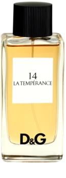 Dolce & Gabbana D&G Anthology La Temperance 14 woda toaletowa tester dla kobiet 100 ml