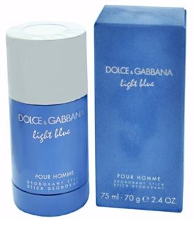 Dolce & Gabbana Light Blue Pour Homme deostick pro muže 70 g