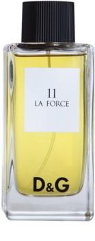 Dolce & Gabbana D&G Anthology La Force 11 toaletná voda tester pre mužov 100 ml