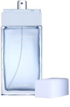 Dolce & Gabbana Light Blue Love in Capri woda toaletowa dla kobiet 100 ml