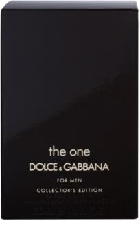 Dolce & Gabbana The One Collector's Edition eau de toilette per uomo 50 ml