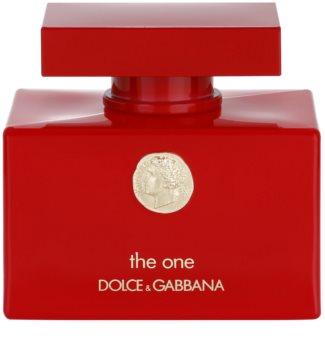 Dolce & Gabbana The One Collector's Edition woda perfumowana dla kobiet 75 ml