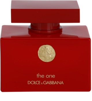 Dolce & Gabbana The One Collector's Edition eau de parfum teszter nőknek 75 ml