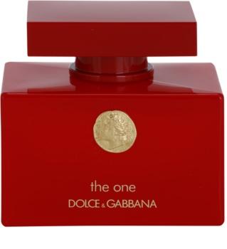 Dolce & Gabbana The One Collector's Edition woda perfumowana tester dla kobiet 75 ml