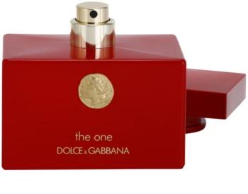 Dolce & Gabbana The One Collector's Edition parfémovaná voda tester pro ženy 75 ml