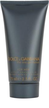 Dolce & Gabbana The One Gentleman Aftershave Balsem  voor Mannen 75 ml