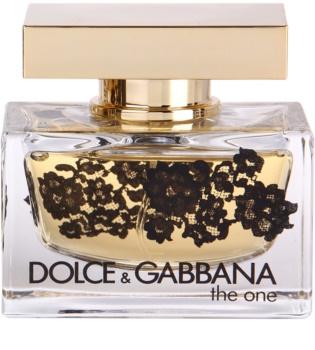 Dolce & Gabbana The One Lace Edition woda perfumowana dla kobiet 50 ml