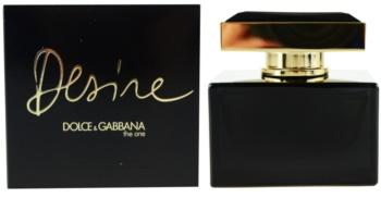 Dolce & Gabbana The One Desire eau de parfum pentru femei 50 ml