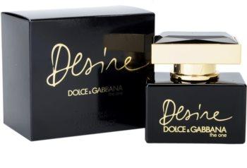 Dolce & Gabbana The One Desire parfémovaná voda pro ženy 30 ml