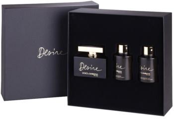 Dolce & Gabbana The One Desire darilni set I.
