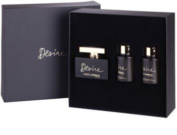 Dolce & Gabbana The One Desire dárková sada I.