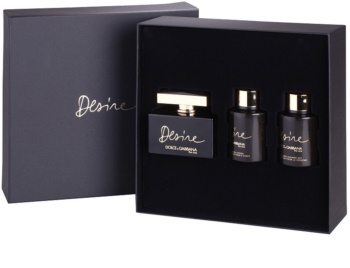 Dolce & Gabbana The One Desire set cadou I.