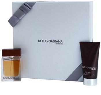 Dolce   Gabbana The One for Men, coffret cadeau VIII.   notino.fr 5e72229a8656