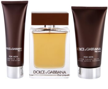 Dolce & Gabbana The One for Men coffret cadeau VI.
