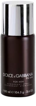 Dolce & Gabbana The One for Men dezodorant w sprayu dla mężczyzn 104,5 g