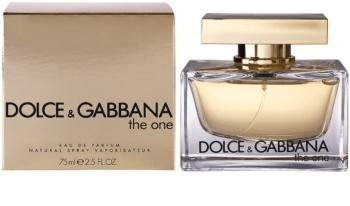 Dolce & Gabbana The One парфумована вода для жінок 75 мл