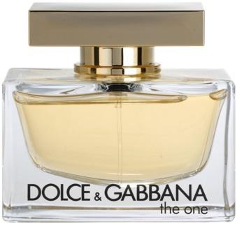 Dolce & Gabbana The One Parfumovaná voda tester pre ženy 75 ml